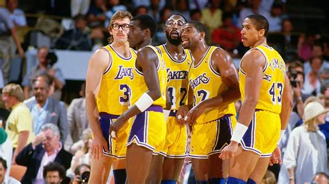 magic johnson   showtime los angeles lakers