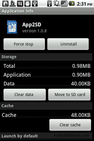 We did not find results for: Bulk Move Apps to SD Card & Get New Apps Notifications - Android Advices