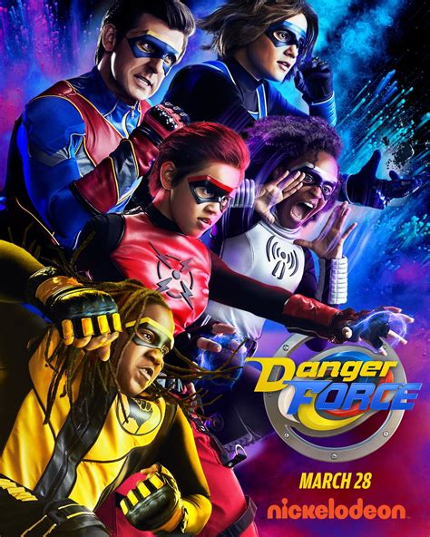 Danger Force | Nickelodeon Premieres Wiki | Fandom