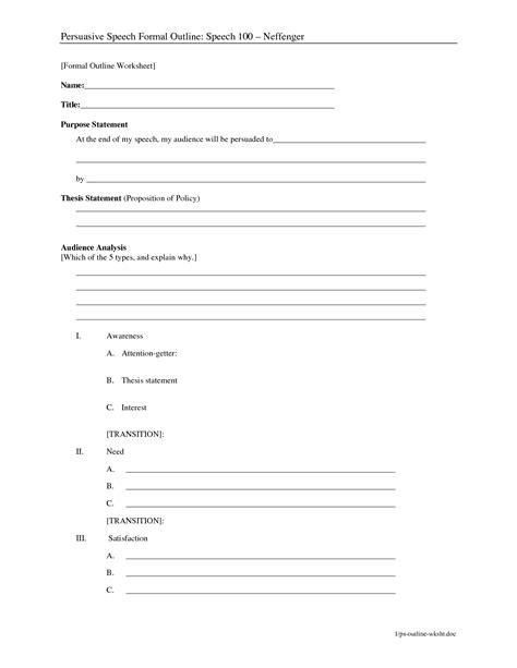 16 Best Images Of Argumentative Essay Outline Worksheet  Writing An Argumentative Essay Outline