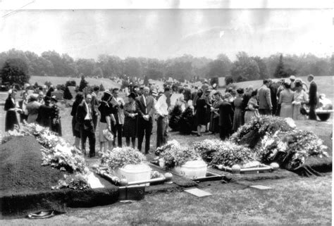 Funeral of children: The Hartford circus fire, which ...
