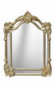 Miroir Doré Rectangulaire : miroir rectangulaire parecloses dor patin ~ Teatrodelosmanantiales.com Idées de Décoration