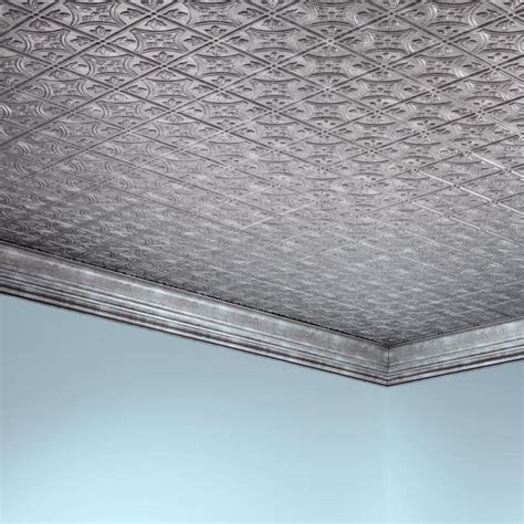 Menards Ceiling Tile Estimator by Fasade Ceiling Tile 2x4 Direct Apply Traditional 1 In