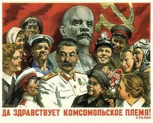 Stalin Propaganda Quotes. QuotesGram