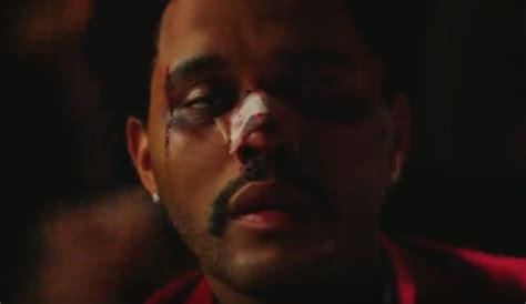 The Weeknd aparece alterado no clipe de
