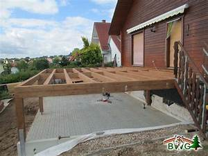 Bauanleitung Holzterrasse Selber Bauen Die Unterkonstruktion : die besten 25 unterkonstruktion ideen auf pinterest ~ Lizthompson.info Haus und Dekorationen