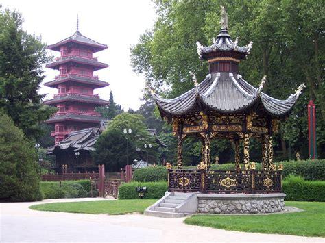 Panoramio - Photo of Jardin Asiatique, parc de Laeken