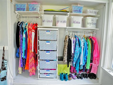 10 ways to organize your kid s closet room ideas