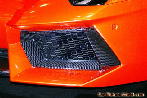 2014 Aventador Lp 700-4 Roadster Front Grill Picture