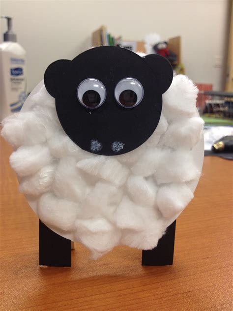 sheep crafts for preschool 301 moved permanently 276