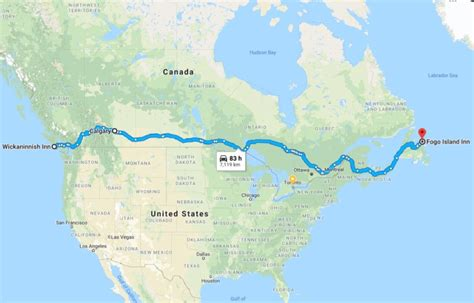 Planning A Canadian Road Trip Dobbernationloves
