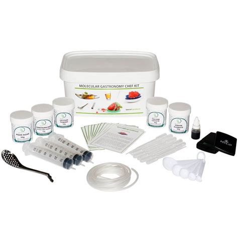 molecular gastronomy kit cuisine molecular gastronomy chef kit modern cooking