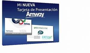 Tarjetas de negocios amway related keywords tarjetas de for Tarjetas de presentacion de amway