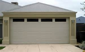 Sectional Garage Doors with Windows