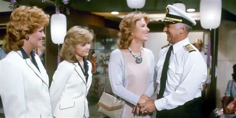 Love Boat Characters Julie by The Love Boat Cruise Director Says Show Was About Free