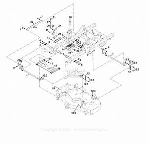 Exmark Ras720ckc52300 S  N 400 000 000 And Up Parts Diagram
