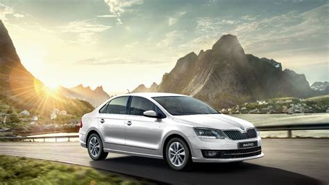 New SKODA RAPID 1.0 TSI 2020 Price in India, Features ...