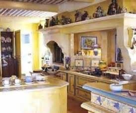 french country kitchen blue home decor interior exterior