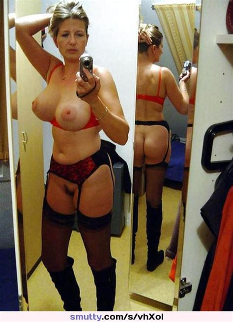 My Naked Wife In Erotic Lingerie Amateur Milf Mom Wife
