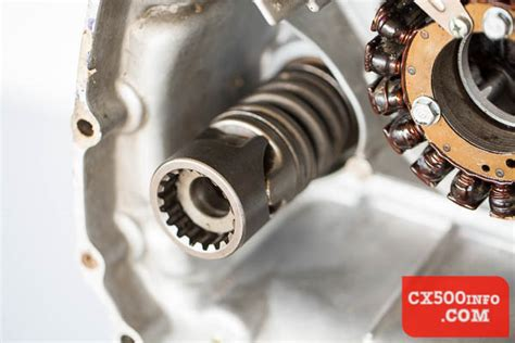 How To Remove A Final Drive Shaft That Is Stuck In The