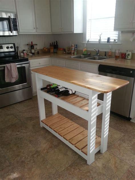 diy kitchen island ideas   transform  home