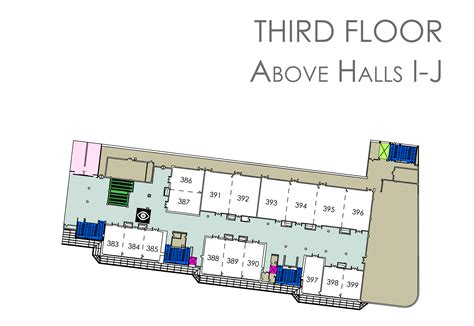 floor plans ernest  morial convention center