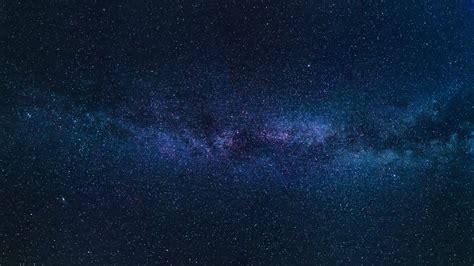 Wallpaper Starry Sky Milky Way Stars Hd 5k Space 14374