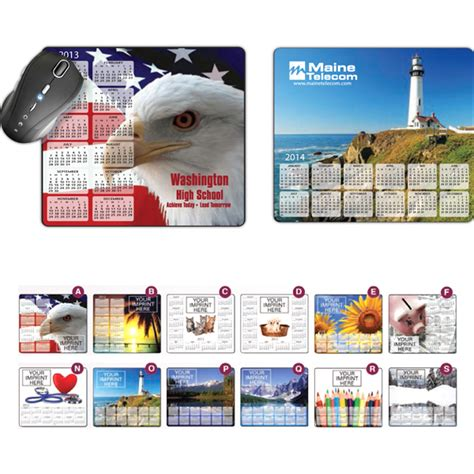 promotional desk pad calendars custom desk calendar with your logo usimprints