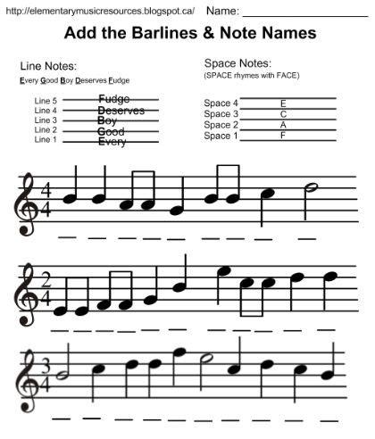 choir worksheets for middle school choir best free