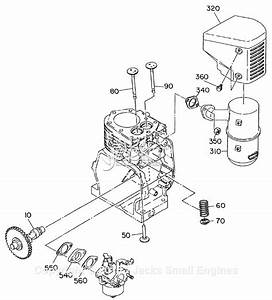Robin  Subaru Ey15 Parts Diagram For Intake  Exhaust
