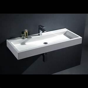 Höhe Abfluss Waschbecken : eago waschbecken bb087 7 mineralguss 100cm ebay ~ Orissabook.com Haus und Dekorationen