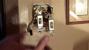 Two Way Light Switching Explained - Youtube