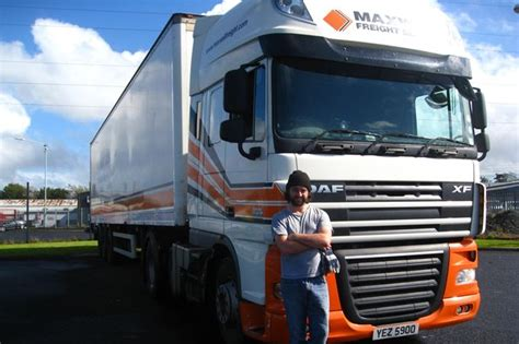 Lorry Driver Over The Moon After Landing Job With Nasa
