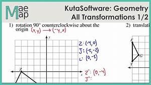 Kuta Software Infinite Geometry All Transformations