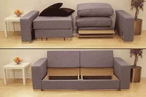 pin red leather sofa bed self assembly on pinterest With self assembly sofa bed