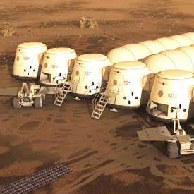 Dutch Group Planning for Mars Settlement by 2023 | News ...
