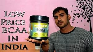 Lowest Price Bcaa Supplement Review - Probrust Bcaa