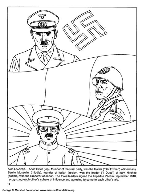 World War 2 Free Coloring Pages On Art