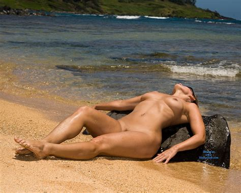 Nude Wife Classy On Beach May Voyeur Web Hall Of Fame
