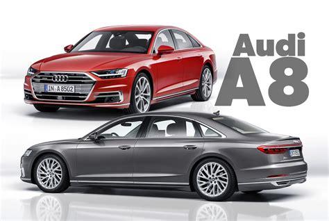 Audi A8 D5 2017 Bilder Motoren Preis Vorstellung