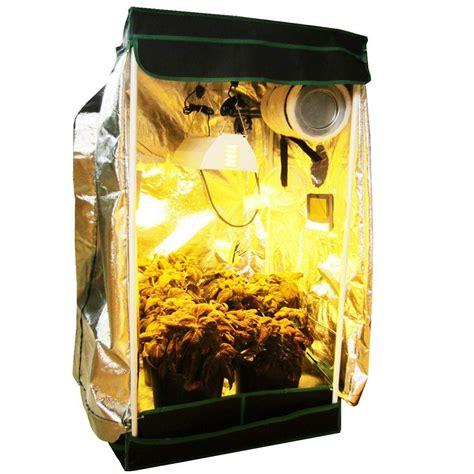 grow ls home depot viagrow 2 ft x 2 ft complete organic grow room vhhorg2x2