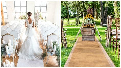Top 10 Best Wedding Aisle Runners