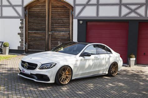 Amg line models include amg bodystyling with distinctive front and rear aprons and specific amg radiator grille. KW Suspension Provides High-End Coilovers To Mercedes-AMG C63 S - BenzInsider.com - A Mercedes ...