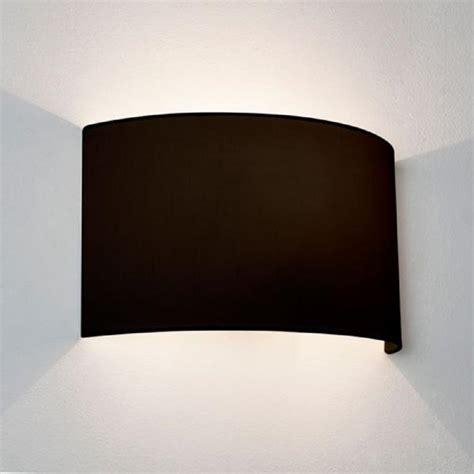 black fabric wall washer light will create dramatic pools