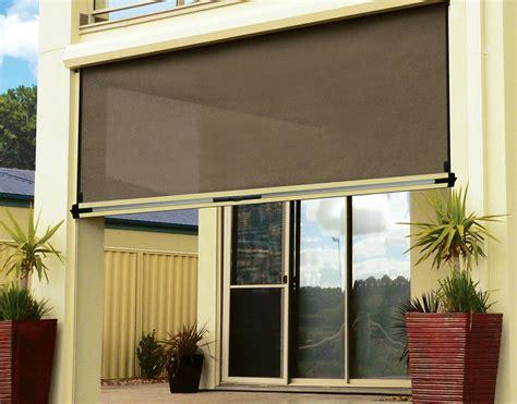 zip track blinds sydney ziptrack awnings sydney