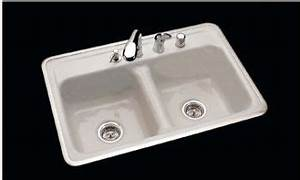 ceco model 740 4 hole ledge cast iron sink 32quot x 21 With ceco floor sink
