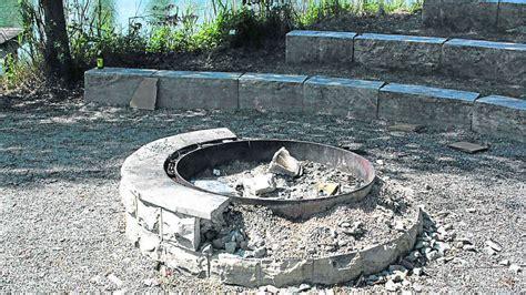 Der Garten Freising by Feuerstelle Am Haager Weiher Zerst 246 Rt Rund 200