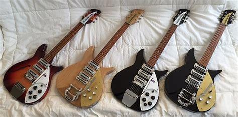 rickenbacker  john lennon electric guitar collection