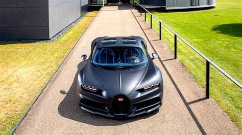 The car is in perfect condition, and its white interior is definitely worth seeing. Bugatti Chiron Sport 110 ans Bugatti 2019 5K Wallpapers ...
