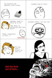 Funny Rage Comics Fart